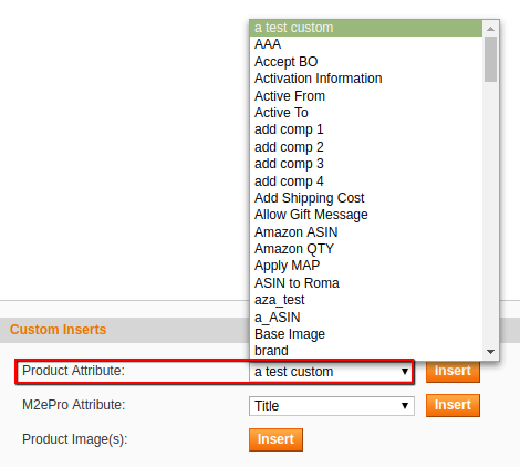 How to Set Up Custom Description - eBay Integration - M2E Pro