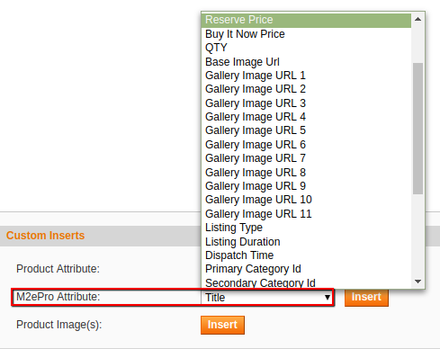 How to Set Up Custom Description - eBay Integration - M2E Pro