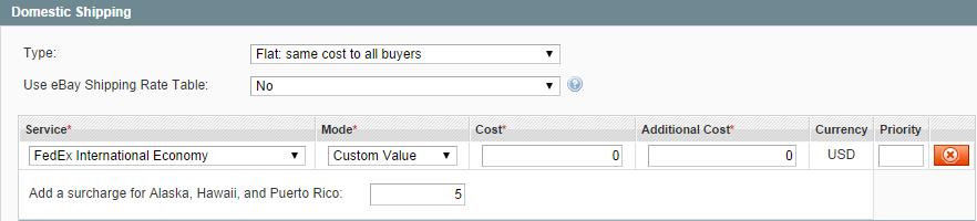 Shipping Ebay Integration M2e Pro