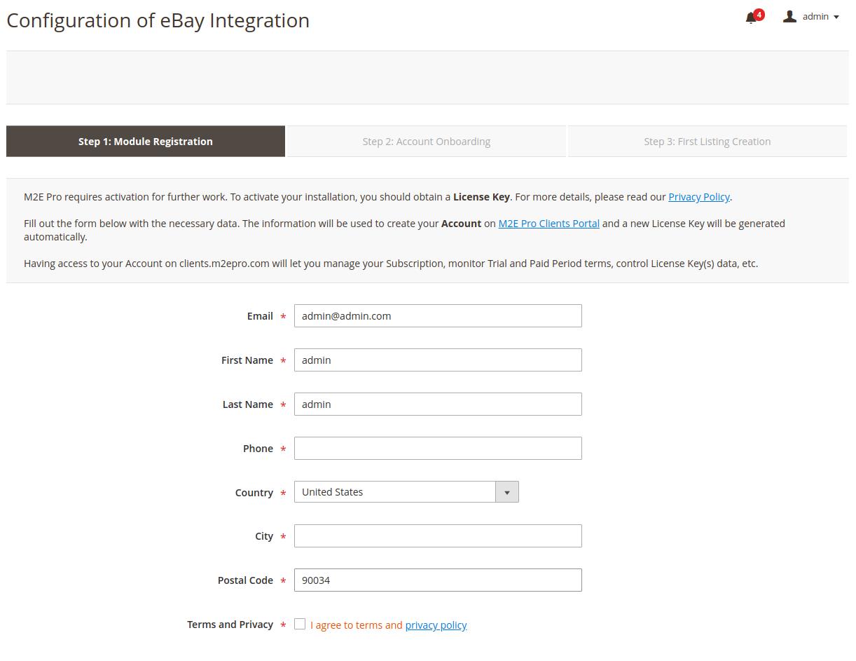 Getting Started Ebay Integration M2e Pro